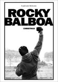 Quadro em alumínio  Rocky Balboa - Entertainment Collection