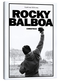 Quadro em tela  Rocky Balboa - Entertainment Collection