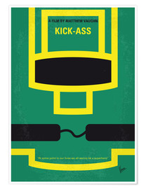 Póster Premium Kick-Ass