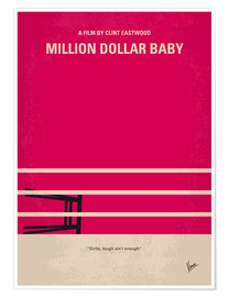 Póster Premium Million Dollar Baby