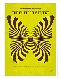 Póster Premium The Butterfly Effect