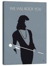 Quadro em tela  Queen, We will rock you - chungkong