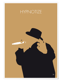 Póster Premium The Notorious B.I.G. - Hypnotize