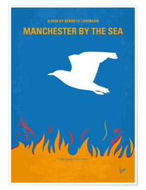 Póster Premium Manchester By The Sea