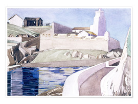 Póster Premium  The Lighthouse - Charles Rennie Mackintosh
