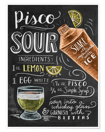 Póster Premium  piscosour - Lily & Val
