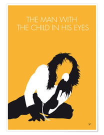 Póster Premium Kate Bush - The Man With The Child In His Eyes