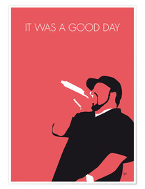Póster Premium Ice Cube - It Was A Good Day