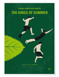 Póster Premium The Kings Of Summer