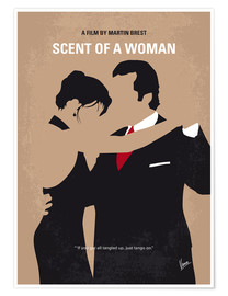 Póster Premium Scent Of A Woman