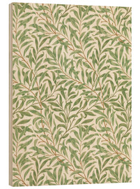 Quadro de madeira  Willow - William Morris